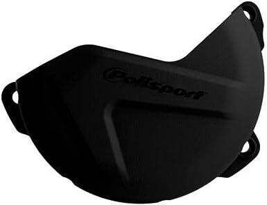 Polisport 8454500001 Clutch Cover Protector Black
