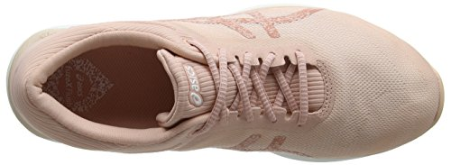 Elfenbein Sand Rush Evening Sand Fuzex White Asics Damen Laufschuhe Evening xURP6q
