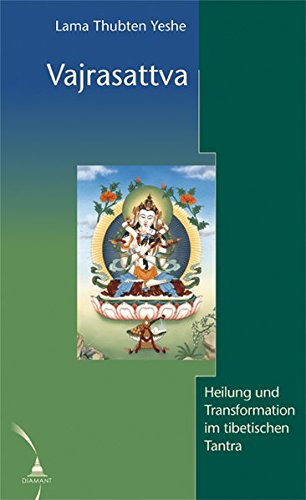 Vajrasattva: Heilung und Transformation im tibetischen Tantra