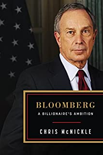 Book Cover: Bloomberg: A Billionaire's Ambition
