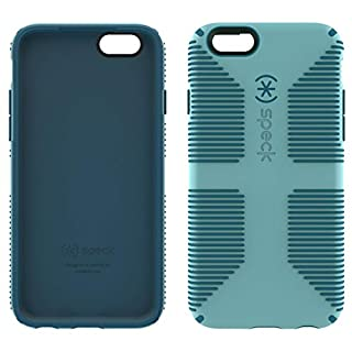 Speck Products Candyshell Grip Case Compatible with iPhone 6 Plus and 6s Plus - River Blue/Tahoe Blue