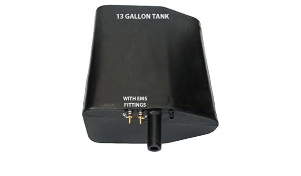 PLASTIC FUEL TANK KIT MTS 4242 FOR 71-76 FORD BRONCO w//SENDING UNIT//STRAP SET