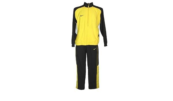 Nike chándal para Negro de amarillo 329354 703 Deportes de equipo ...