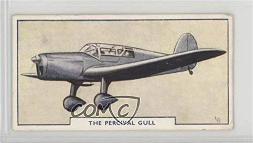 The Percival Gull Ungraded COMC Good to VG-EX (Trading Card) 1925 Godfrey Phillips Aircraft - Tobacco [Base] - Matte Finish Back #17