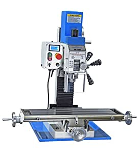 PM-25MV Milling Machine (Without Stand)