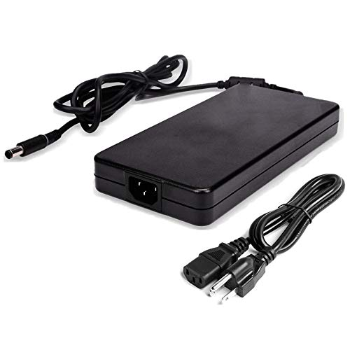 Slim 240W 19.5V 12.3A Adapter Charger for PA-9E DELL Alienware M17x R4...