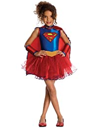 Justice League Child's Supergirl Tutu Dress - Small