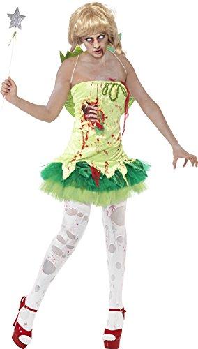 Smiffy's Women's Zombie Fairy Costume