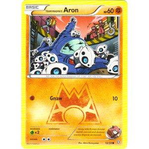 (Pokemon - Team Magma39;s Aron (12/34) - Double Crisis)