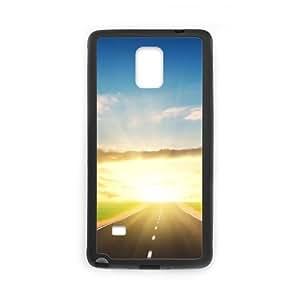R-A-Y-N2052691 Phone Back Case Customized Art Print Design Hard Shell Protection Samsung galaxy note 4 N9100
