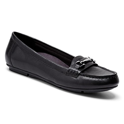 Kenia-Loafer der vionischen Frauen Schwarz