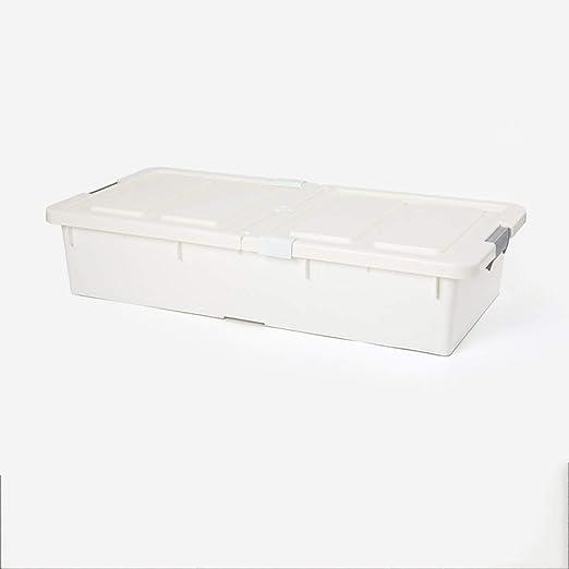 Alppq Caja de almacenamiento extra grande Caja de almacenamiento ...