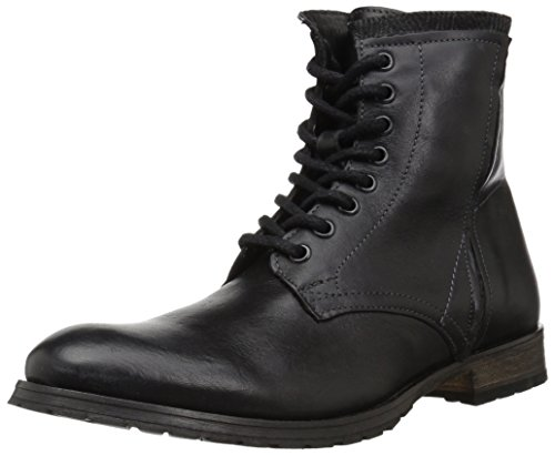 GBX Men's Peete Oxford Black 10.5 Medium US