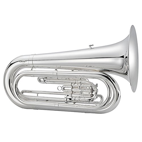 Jupiter Qualifier 7/8 Size BBb Convertible Marching Tuba, JTU1030MS