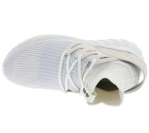 Adidas Originals Buisvormige Doom Pk Heren Hi Sneakers Schoenen Van Wit Zwart S80509