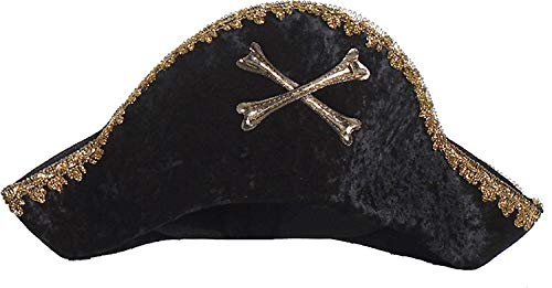 Creative Education's Captain Hook Hat (One Size) -