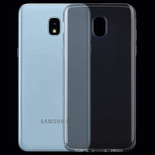 あなたの携帯電話を保護する ギャラクシーJ3用0.75mm透明TPUケース