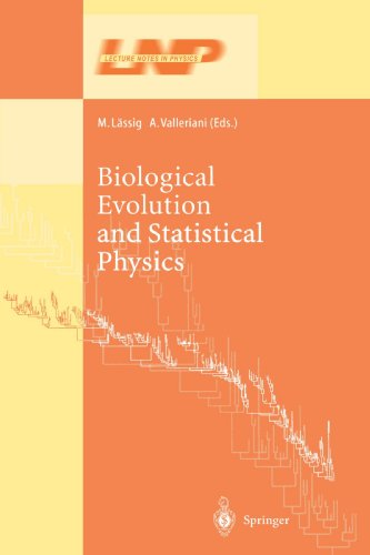 Biological Evolution and Statistical Physics (Lecture Notes in Physics)