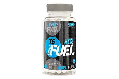 Urban Fuel XTR T5 Super Strength Metabolism & Energy Maintenance Support Food Supplement with Caffeine, L-Tyrosine…