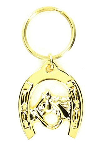 Horse Head Key Ring Horse Head Keyring ()