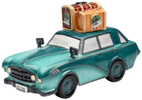 Price comparison product image Appletree Design Road Trip Car Bank, 6 by 3-3/8-Inch