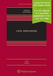 Civil Procedure [Connected Casebook] (Aspen Casebook)