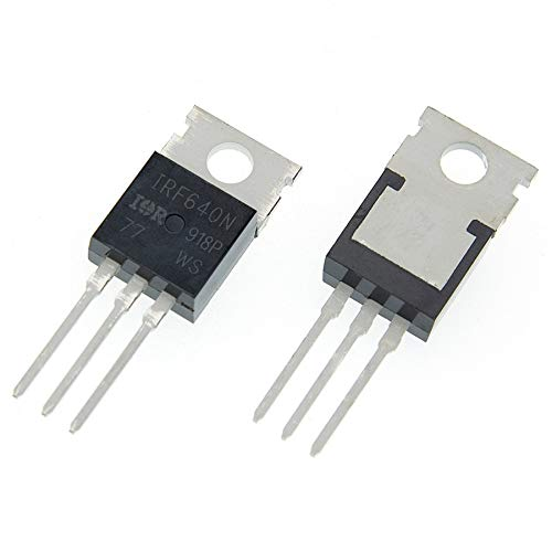 20pcs IRF640N IRF640 IRF640NPBF MOSFET MOSFT 200V 18A 150mOhm 44.7nC TO-220 New Original