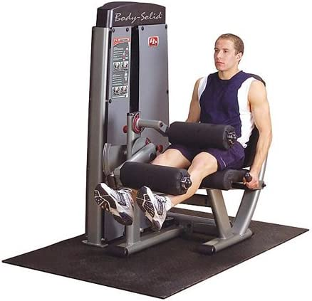 Body-Solid Pro Dual Leg Extension Curl Machine