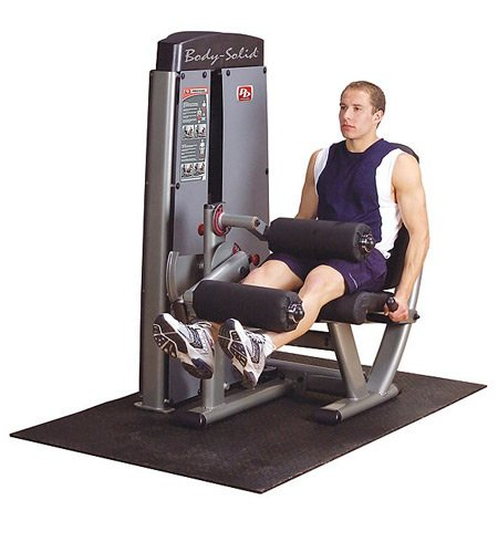 Body-Solid Pro Dual Leg Extension & Curl Machine by Ironcompany.com