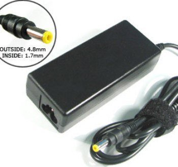Original Ac Adapter Hp Pavilion Dv1000 Dv4000 Tablet Pc Tx1000, 18.5v 3.5a, 65w, 380467-003 402018-001 Ppp009h