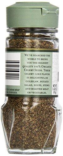McCormick Gourmet Organic Celery Seed, 1.62 oz by McCormick (Image #4)