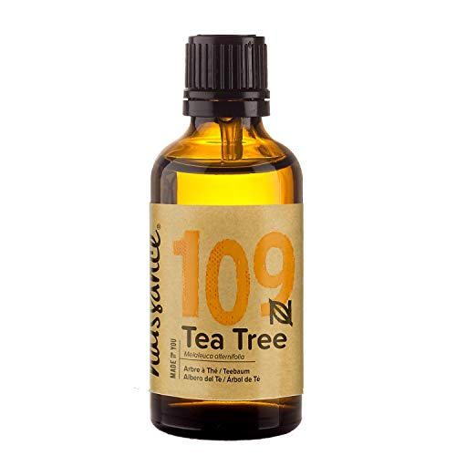 Naissance Aceite Esencial de Arbol de Te n º 109 – 50ml - 100% Puro, vegano y no OGM