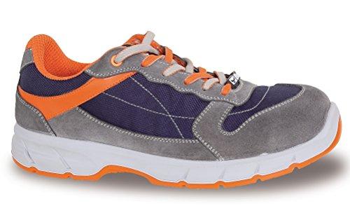 Beta Tools 7258Nkk 46-Sapato Em Camurã‡A ImpermeãVel