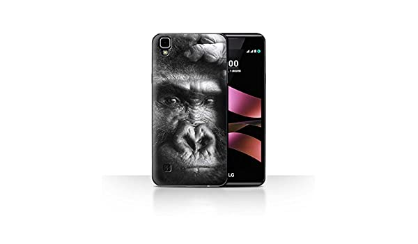 Case for lgg2/Wildlife Collection Gorila/Mono LG X Style K200 ...