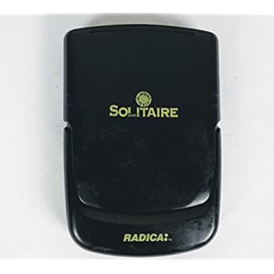 Radica Klondike/Vegas Solitaire Handheld Game Model# 3620 CS5BA: Electronics