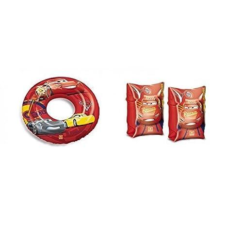 Inflable Flotador / Anillo inflable / flotador & Manguitos / Pulsera Disney Pixar - Cars 3