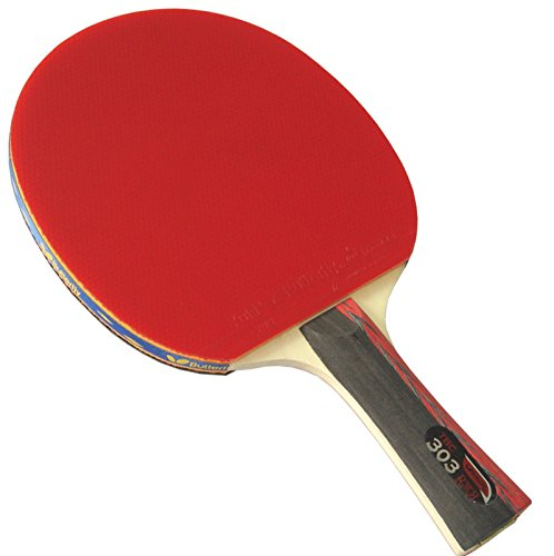 Butterfly Shakehand Table Tennis Racket 303 Balls Of Fury