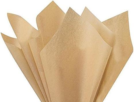 Large 20 x 30 48 Sheets White Gift Wrap Pom Pom Tissue Paper