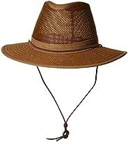 Henschel Hats Aussie Breezer 5310 Cotton Mesh Distress Gold Hat
