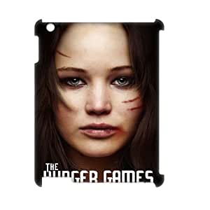 TOSOUL The Hunger Games Pattern 3D Case for iPad 2,3,4