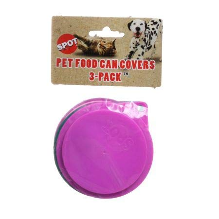 Spot Petfood Can Covers - 3 Pack (20 Pack)