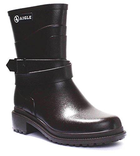 Aigle Women's Women's Boots Aigle Brown Rubber Rubber Boots Brown qwXZgtg