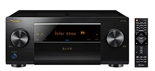 Price comparison product image Pioneer SC-LX501 Elite 7.2 Channel D3 Network AV Receiver,  Black