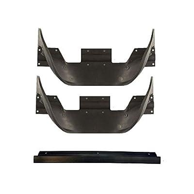 Ariens OEM Snow Blower Auger Paddle and Scraper 03807000 03809400