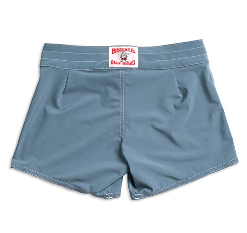 Birdwell Women's Stretch Board Shorts - Long Length (Light Blue, 10) by Birdwell Beach Britches (Image #9)
