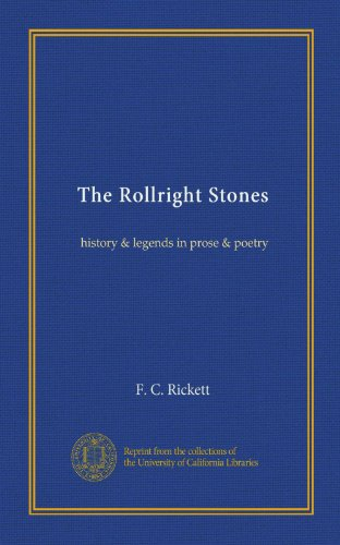 The Rollright Stones: history & legends in prose & poetry