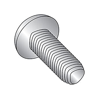 Pack of 25 #10-24 Thread Size 18-8 Stainless Steel Thread Rolling Screw for Metal Phillips Drive 3//4 Length Pack of 25 Passivated Finish Pan Head Small Parts 1012RPP188 3//4 Length