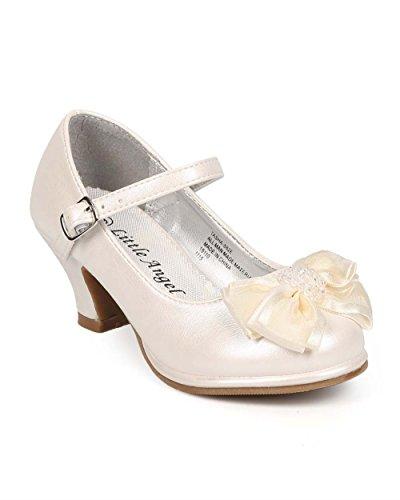 Kitten heels for little girls - Trenters.com