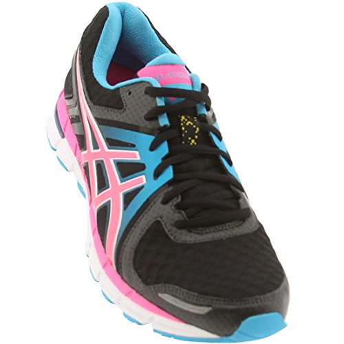 Asics Women's GEL-Excel33 2 Running Shoe,Black/Electric P...