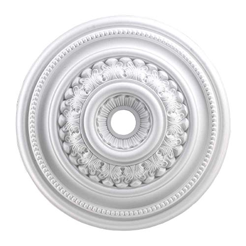ELK Lighting M1022WH English Study Ceiling Medallion 32